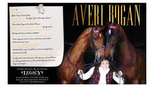 March 2016 National Horseman Advertiser Gallery