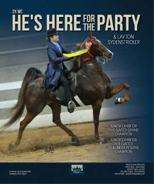 June Extra 2014 National Horseman Advertiser Gallery