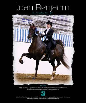 April 2015 National Horseman Advertiser Gallery