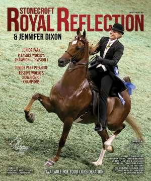 World's Championship 2015 National Horseman Advertiser Gallery