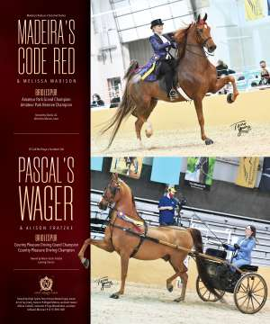 May 2021 National Horseman Advertiser Gallery