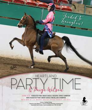 July 2018 National Horseman Advertiser Gallery