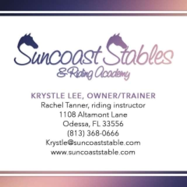 Suncoast Stables and Riding Academy
