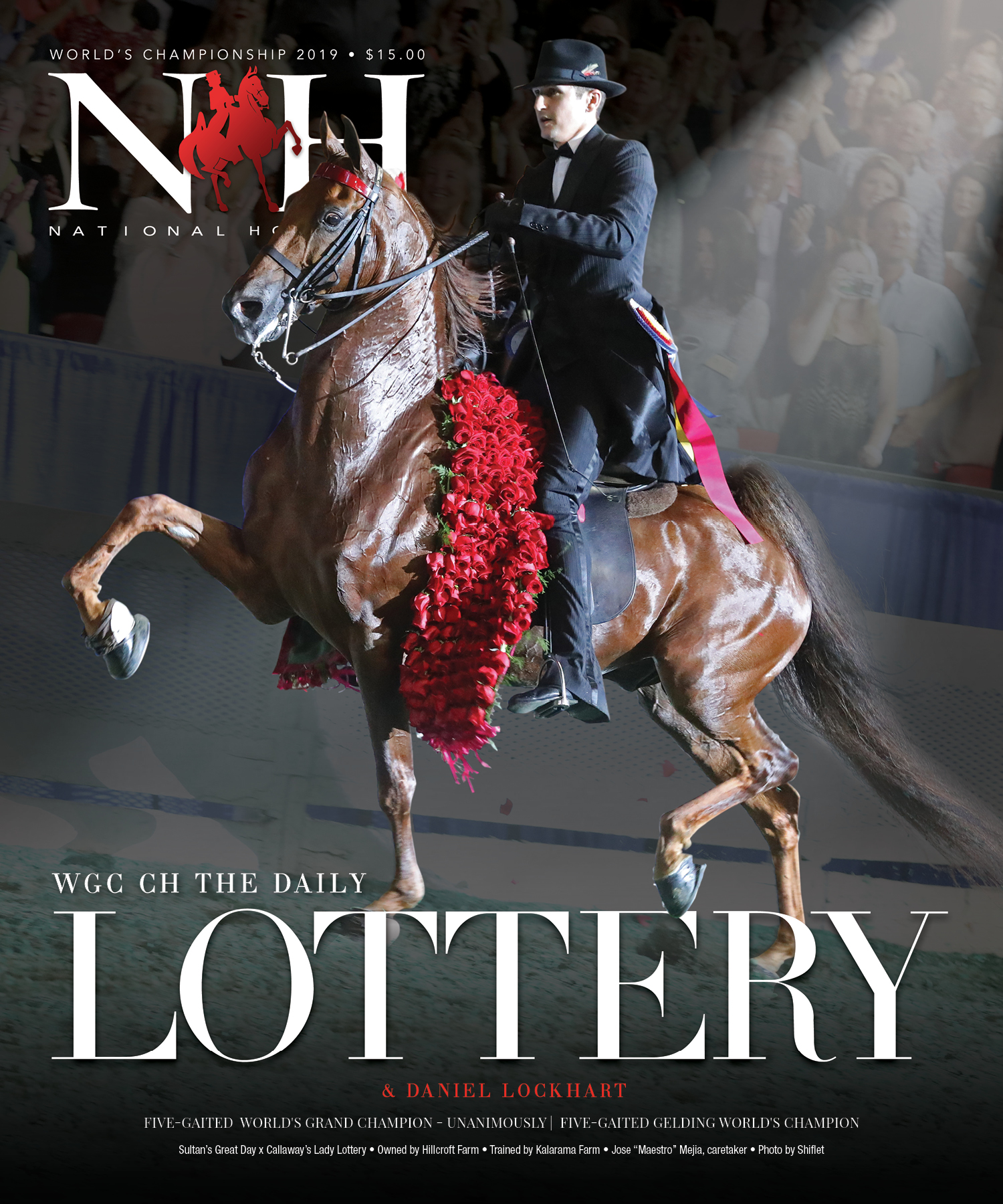 The Daily Lottery National Horseman